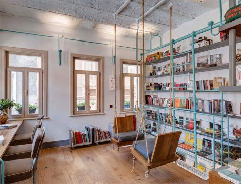 Öğrencilerin En Sevdiği Mekanlar FilBooks Cafe