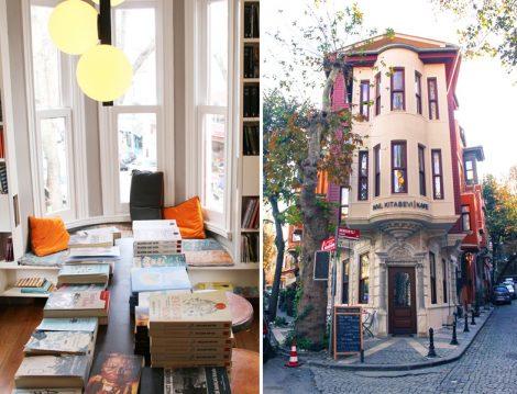 Öğrencilerin En Sevdiği Mekanlar Nail Kitabevi Cafe