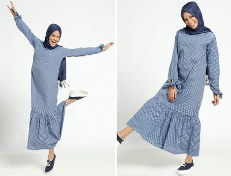 2018 Genç Tesettür Giyim Modelleri