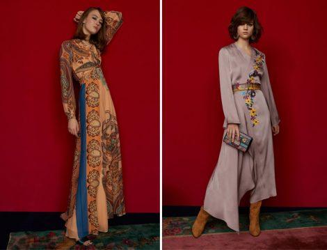2018 Tesettür Elbise Modelleri
