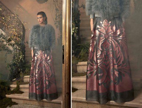 2018 Tesettür Mezuniyet Elbiseleri