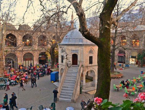 Bursa Alkolsüz Mekanlar ve Muhafazakar Gezi Rehberi