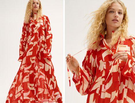 H&M Studio İlkbahar Yaz 2018 Koleksiyonu Paris Moda Haftasında