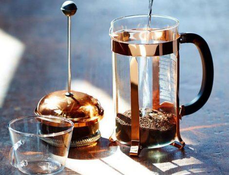 Kahveseverlere Tek Fincanlık Demleme Yöntemi ile Her Defasında Farklı Tatlar