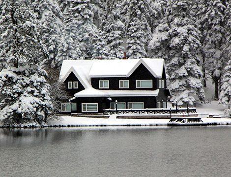 Kar Manzarasının Tadını Çıkarabileceğiniz Kartpostal Gibi 5 Yer
