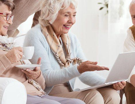 İnterneti Öğrenmenin de Kullanmanın da Yaş Sınırı Yok!