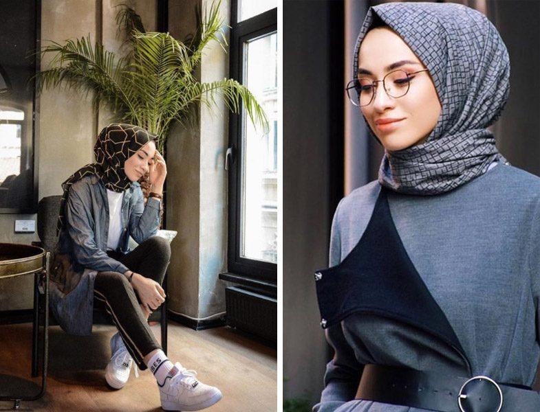 2018 Yılının En Güzel 7 Eşarp ve Şal Modeli