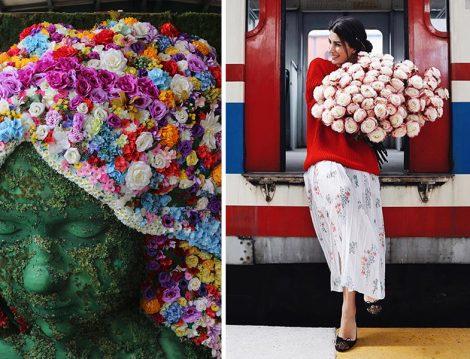 Baharın Habercisi Çiçek Festivaline Hazır Olun