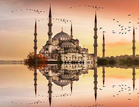 Baharda Bir Başka Güzel: İstanbul'un Boğaza Nazır Camileri