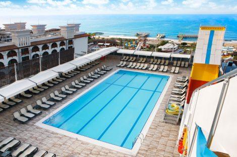 Bera Otel Alanya Kadınlar Havuzu