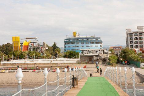 Bera Otel Alanya Plaj