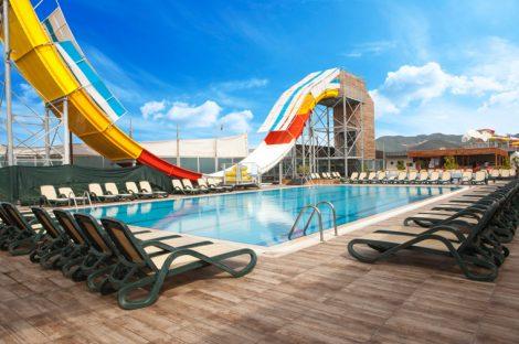 Bera Otel Kadınlara Özel Aqua Park