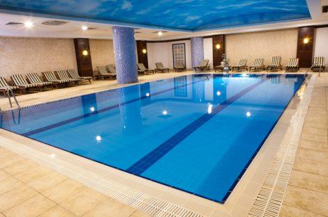 Bera Otel Kapalı Havuzlar