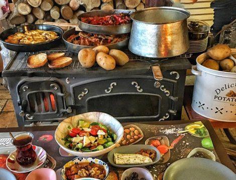 Bursa'nın Tadına Doyum Olmaz Kahvaltı Mekanı Tostça