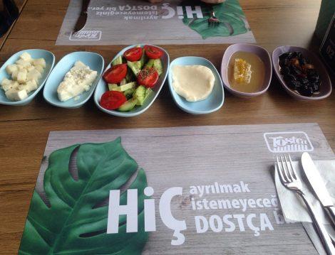 """Bursa'nın Tadına Doyum Olmaz Kahvaltı Mekanı """"Tostça"""