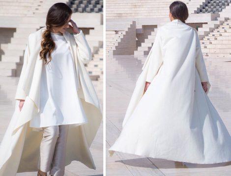 Katarlı Başörtülü 2 Girişimcinin Kurduğu Q Label Markasından Zarif Tasarımlar