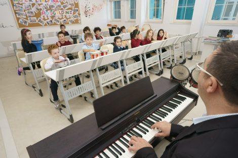 Müzik Atölyesi Acıbadem Okulları