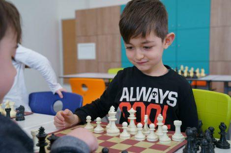 Satranç Atölyesi Acıbadem Okulları