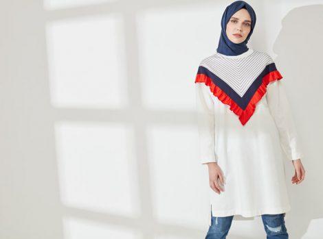 Tesettür Giyim Kayra 2018 İlkbahar Yaz