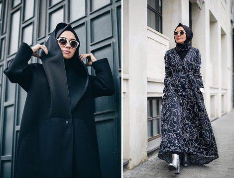Tesettür Giyim Modelleri 2018