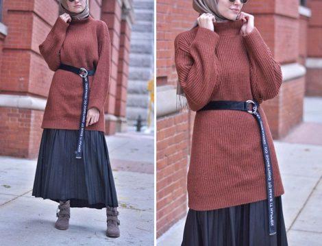 Zayıf Gösteren Kıyafet Modelleri 2018