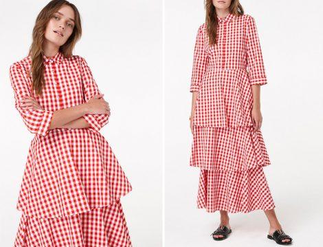 2018 Yaz Tesettür Giyim Modelleri