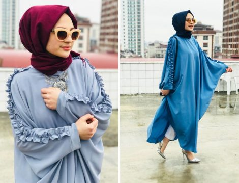 Butikgez.com 2018 Tesettür Giyim Modelleri