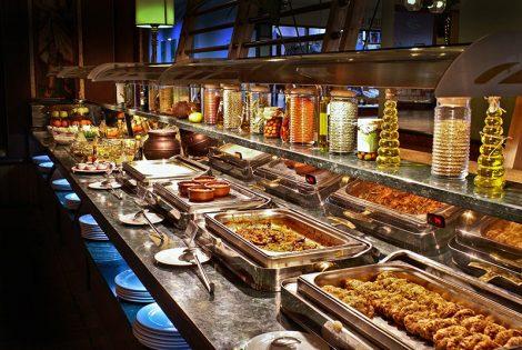 Muhafazakar Butik Otel Lussoro Bodrum Restoran