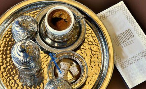 Muhafazakar Butik Otel Lussoro Bodrum Türk Kahvesi