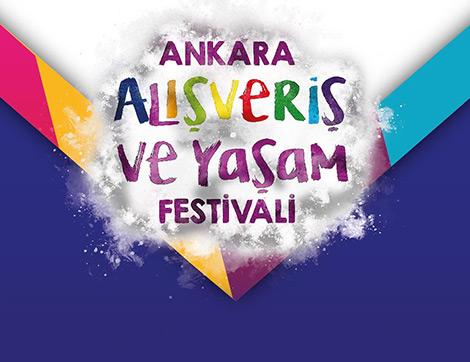 3. Ankara Alışveriş ve Yaşam Festivali 17 Nisan'da Sürprizlerle Geliyor!