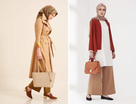 Çalışan Tesettürlü Kadınlar için Tesettür Ofis Kıyafetleri