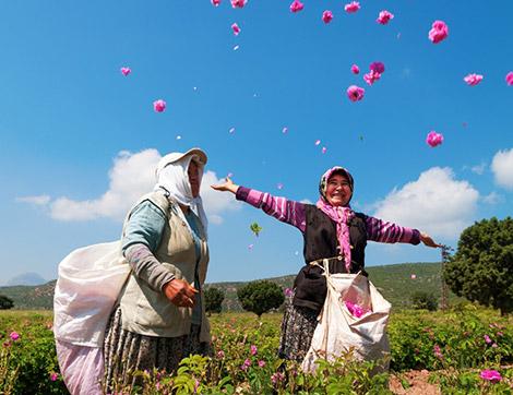 Çiçek Kokuları Eşliğinde Bin Yılların Mirası Sagalassos