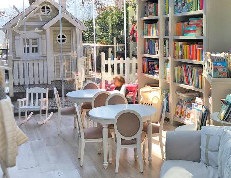 Çocuklarla İyi Vakit Geçirebileceğiniz 4 Kitap & Cafe