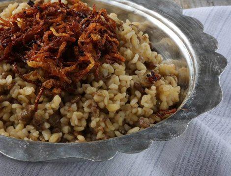 İftar Sofralarına Ana Yemek Değerinde Pilav ve Makarna Tarifleri