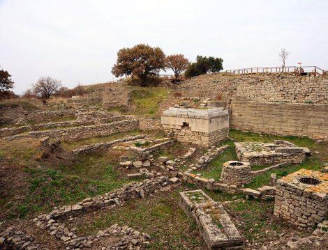 Anadolu'nun Kadim Değeri Troya Ziyaretçilerini Çanakkale'ye Bekliyor