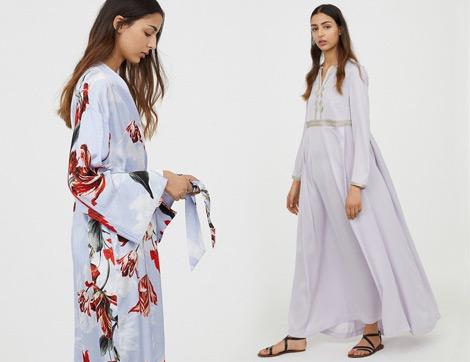 H&M'den Ramazan'a Özel Muhafazakar Giyim Koleksiyonu