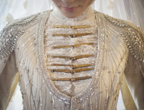Kına Gecesi Kaftan ve Elbise Modelleri 2018-2019