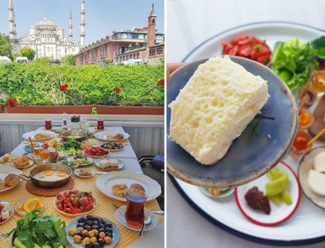 Sultanahmet Alkolsüz Mekanlar - Saade Kahvaltı