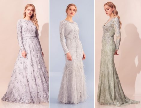 Tiara 2018 Abiye Elbise Modelleri