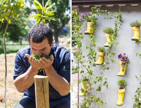 Topraktan Masaya konsepti ile Lokanta Nevnihal Çengelköy'de