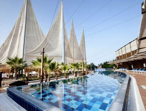 Adenya Hotel Muhafazakar Oteller