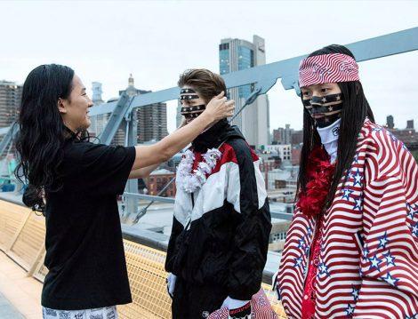 Alexander Wang'ın Amerika'da Göçmen Olma Temalı Son Koleksiyonu