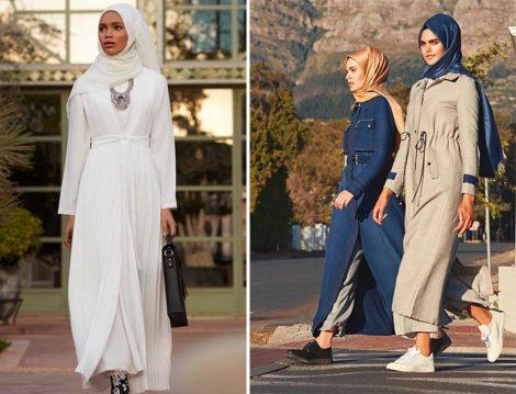 08b50e417e3ec Popüler Tesettür Giyim Markalarının Öne Çıkan Yazlık Parçaları