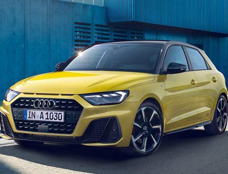 Audi A1 Bayan Arabaları