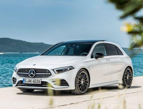 Mercedes Benz A Bayan Arabaları