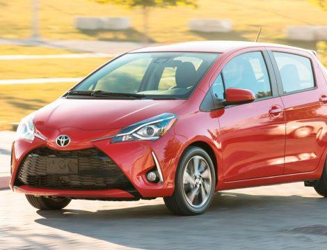 Toyota Yaris Bayan Arabaları