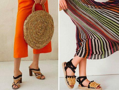 İpekyol Yazlık Ayakkabı ve Terlik Modelleri