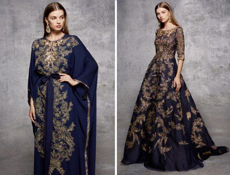 2018-2019 Tesettür Abiye Elbise Modelleri