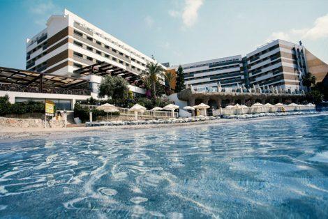 Adin Hotel Genel Görünüm