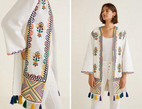 Bu Yaz Tatil Kombinlerini Etkisi Altına Alacak Kaftan, Kimono ve Elbise Modelleri